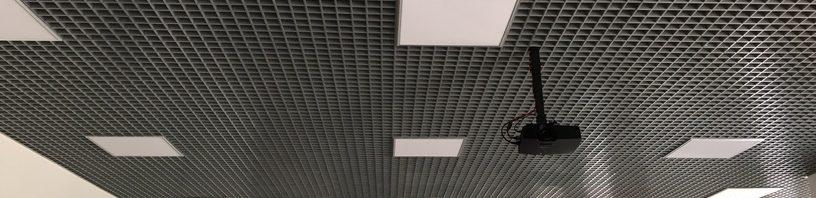 Грильято 75х75 металлик серебристый